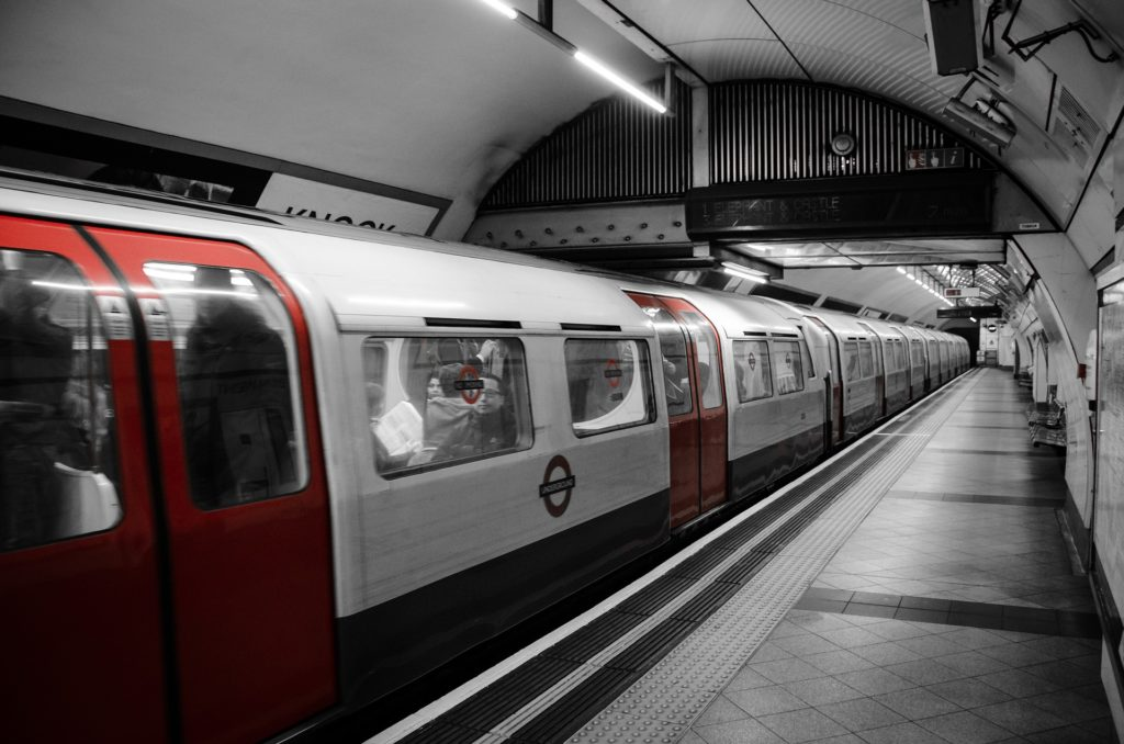Transport for an International Student in the UK - London - Tube