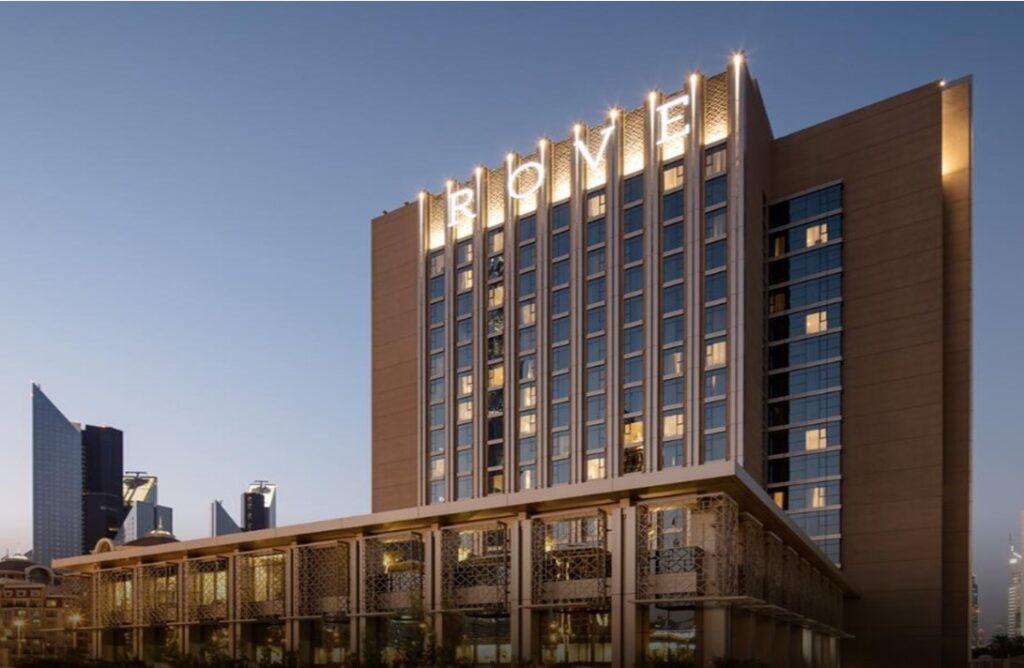 Rove Hotel Dubai