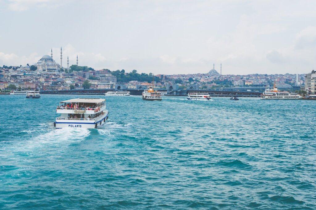 Bosphorus Boat Cruise Istanbul