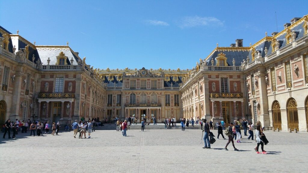 Palace of Versailles France 1