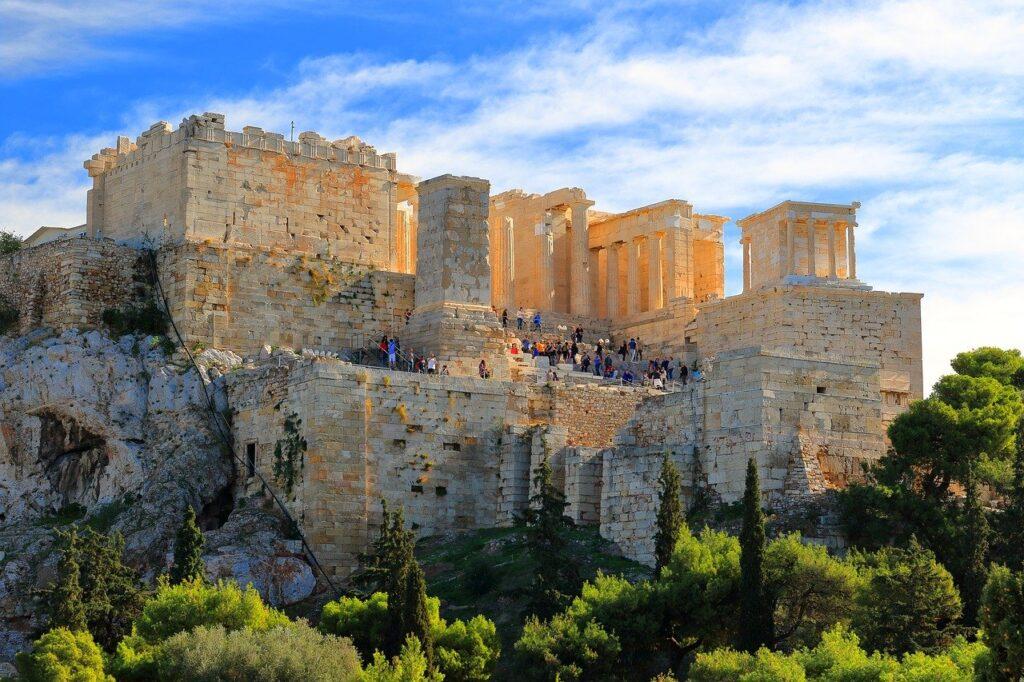 athena acropolis
