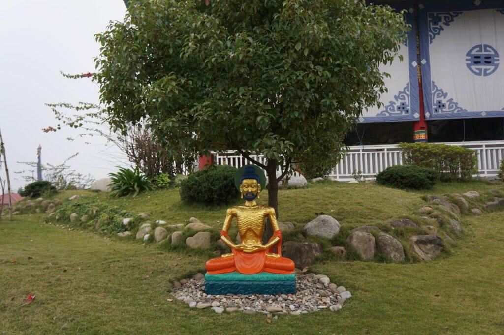Siddhartha Gautama - Harsh Meditation - Lumbini World Heritage Site Complex